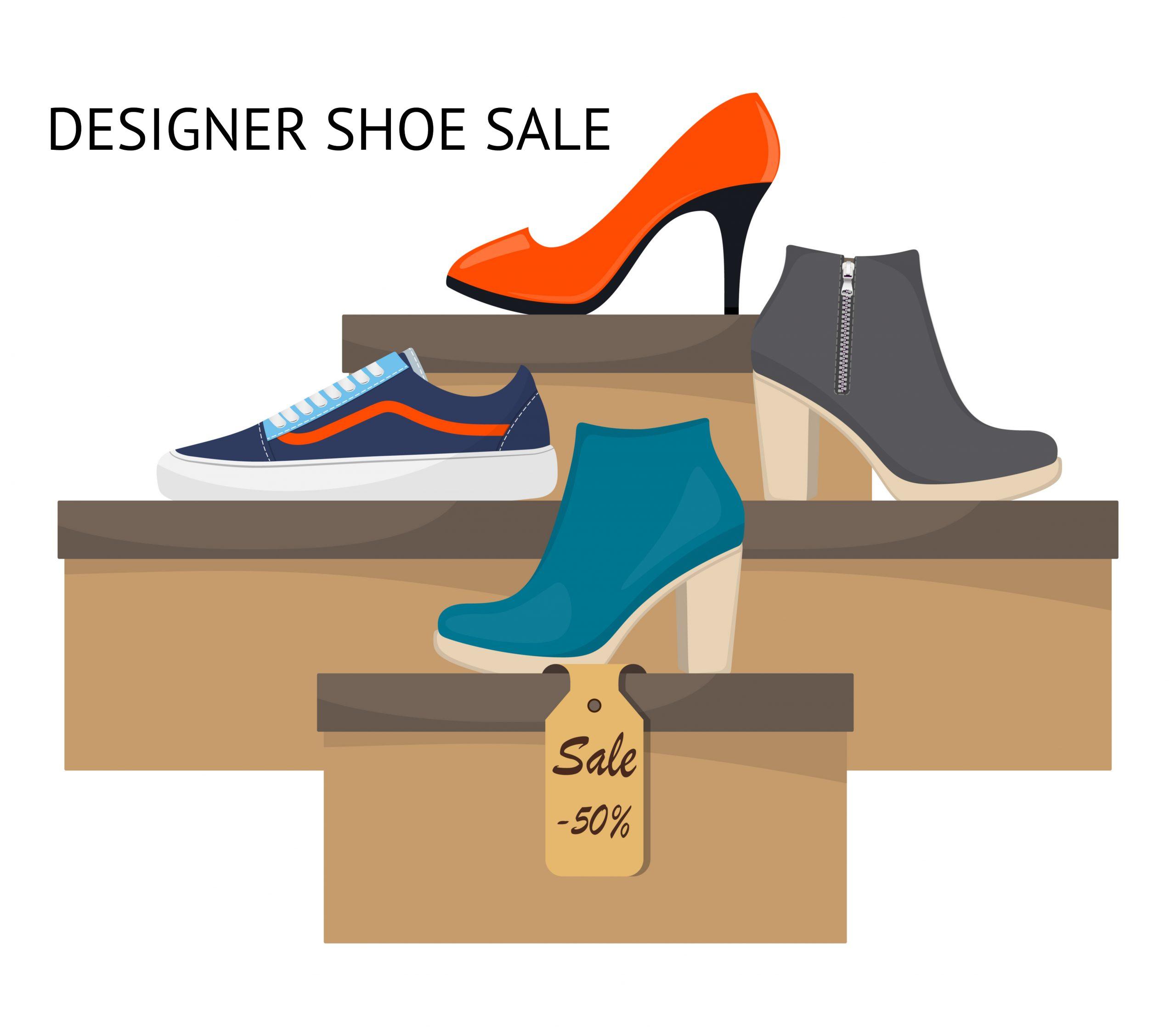 Designer Shoe Warehouse Sale